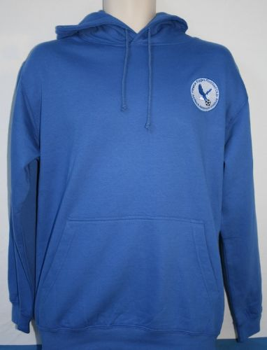 Flitwick Eagles Hoody - Blue Adult